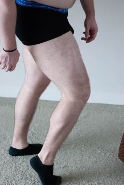 #TeamNoCalves - I hadn't done any calf work in years prior to this program, so I certainly saw some results there.