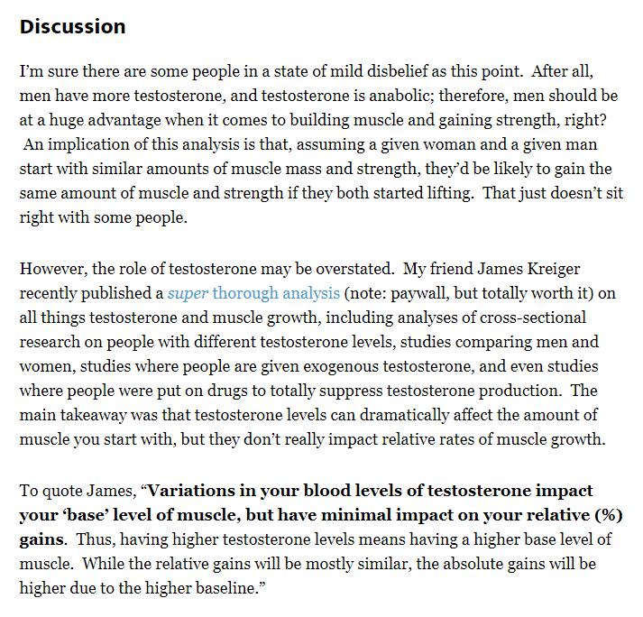 stronger-by-science-greg-nuckols-quote-steroids-women-men-strengthtraining