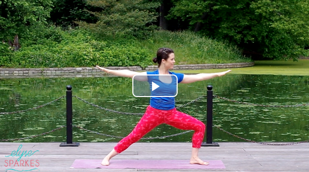 Energize + Flow - 20 min Yoga Inspired Workout