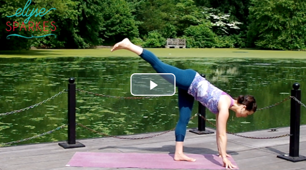 Balance + Core - 20 min Yoga Inspired Workout
