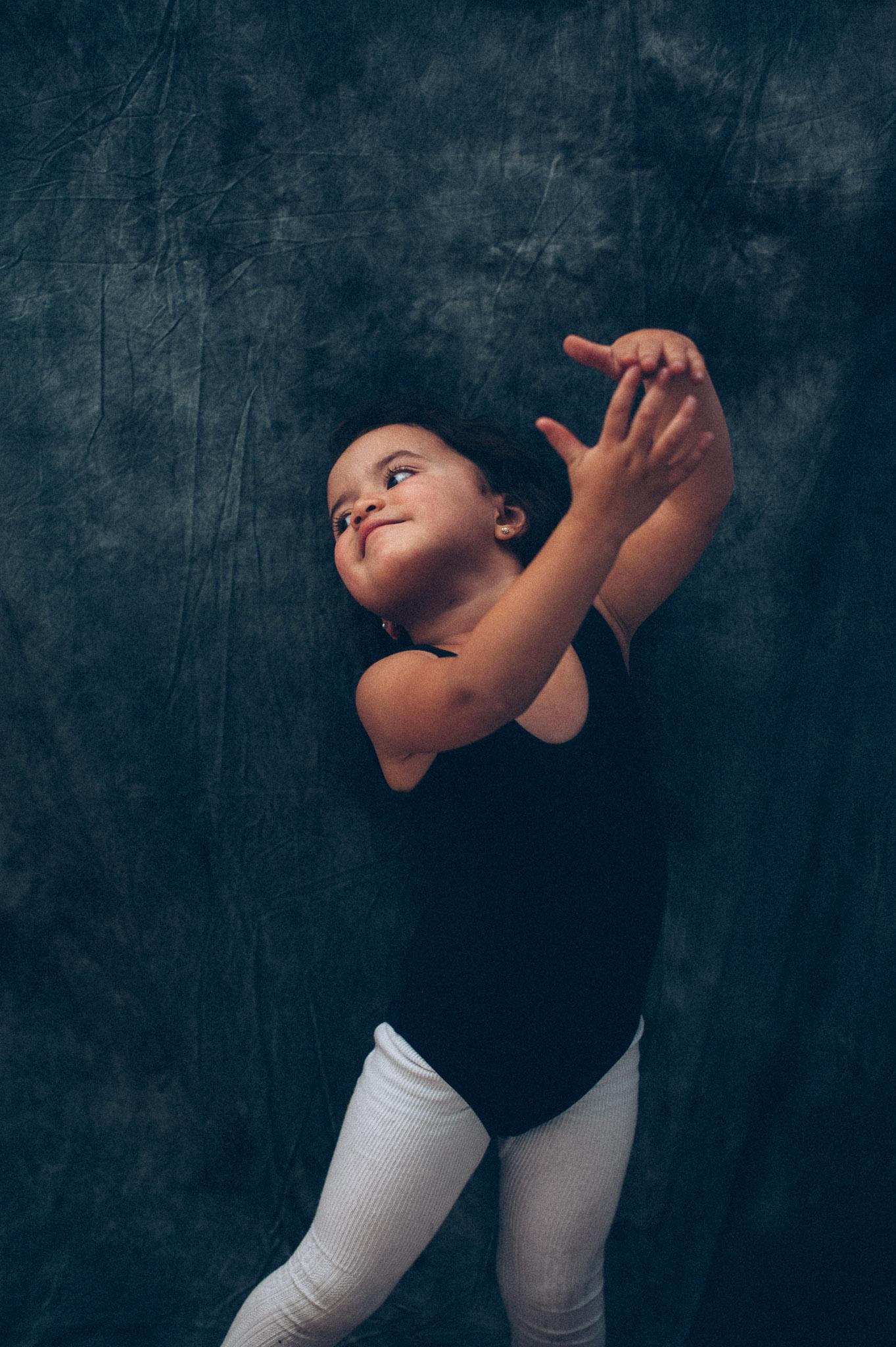 bailarina en bogota