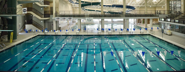 Germantown Indoor Swim Center — Rockville Montgomery Swim Club