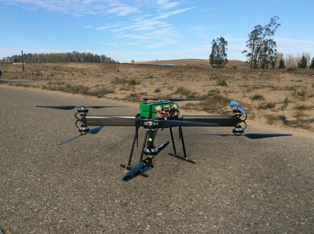Are Drones in Your Future? — TechLine Invasive Plant News