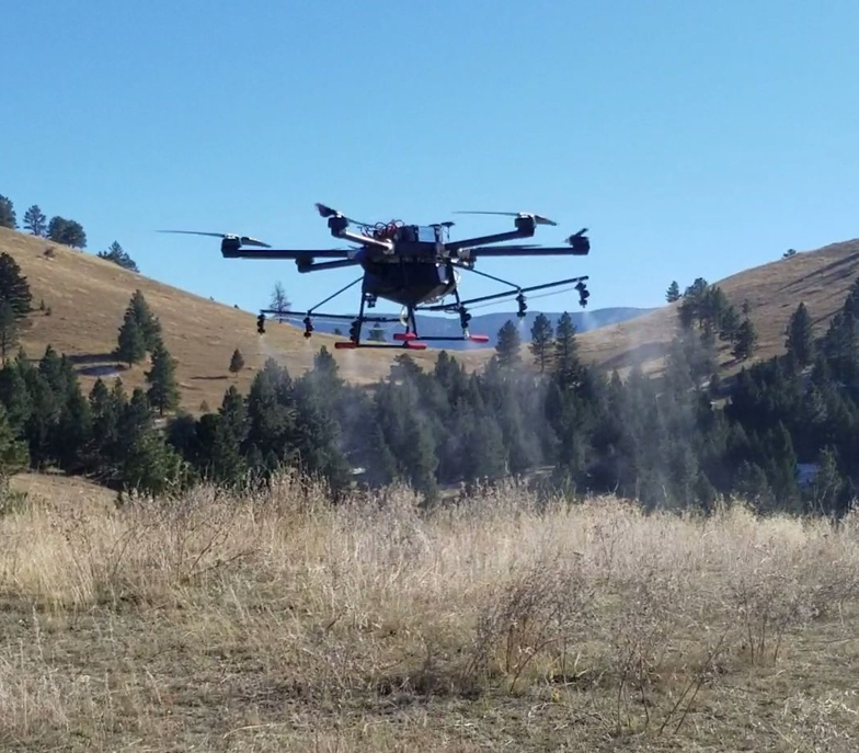 Embracing Drone Technology — TechLine Invasive Plant News