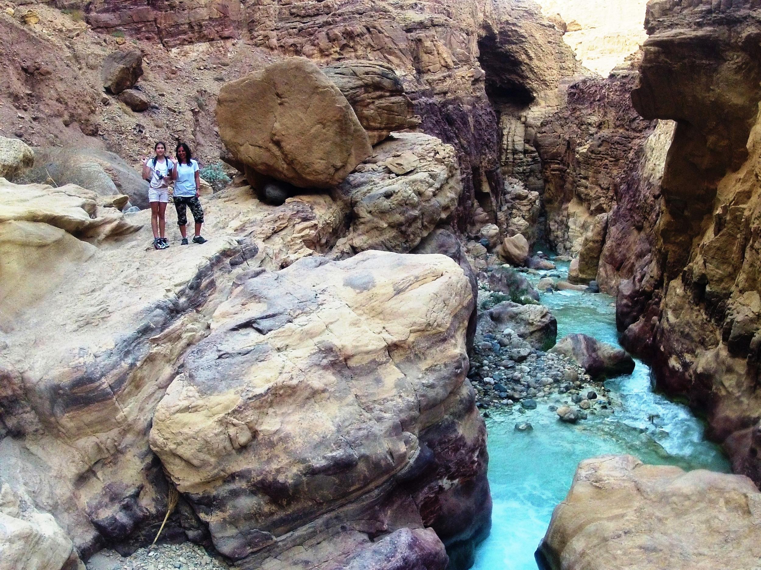 Wadi Zara - Jordan
