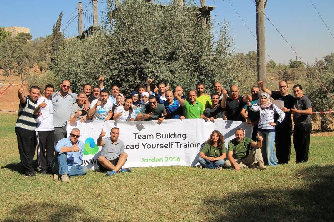 Team Development - Team Building & Training Programs