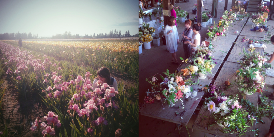Photos courtesy of Lesley Unruh, The Ingalls, and Little Flower School