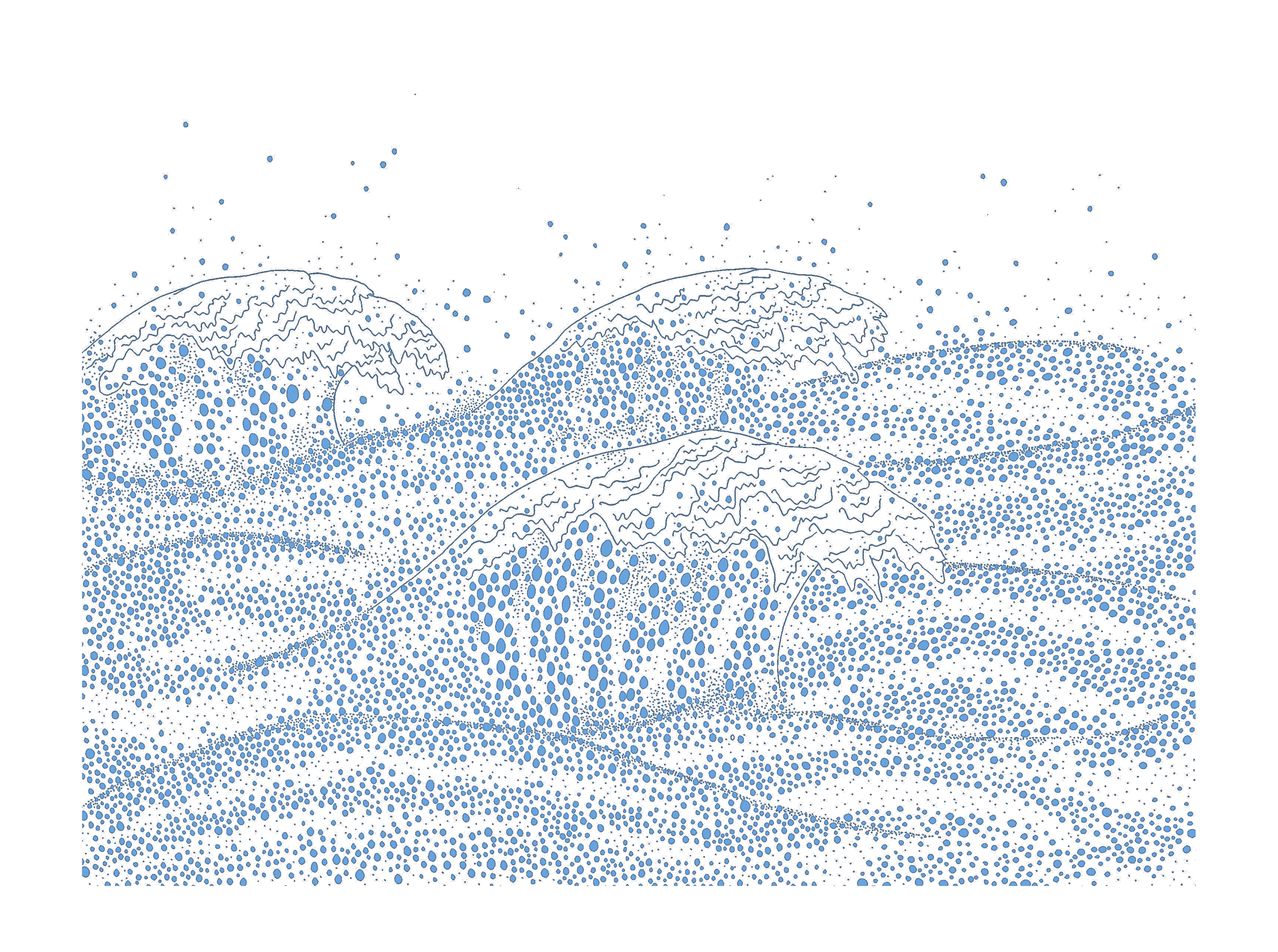 5,200 dots, one for each day of your life. Get one  here , illustrated by Ella Frances Sanders.