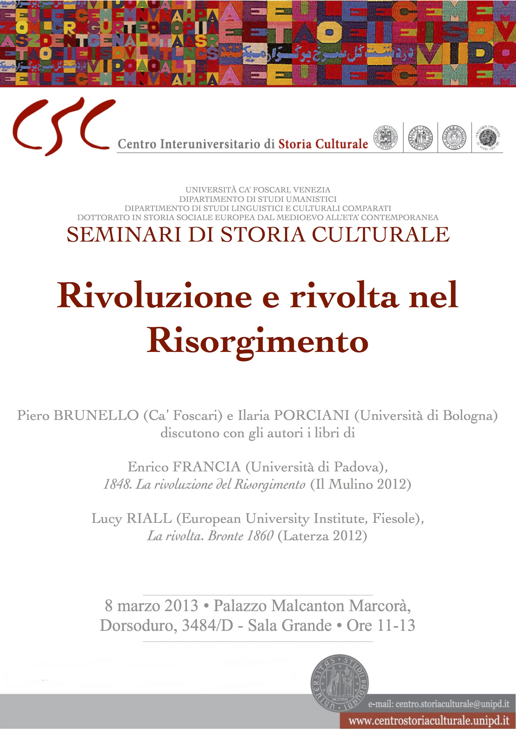 2013_03 (VE) Rivoluzione e Rivolta nel Risorgimento.jpg