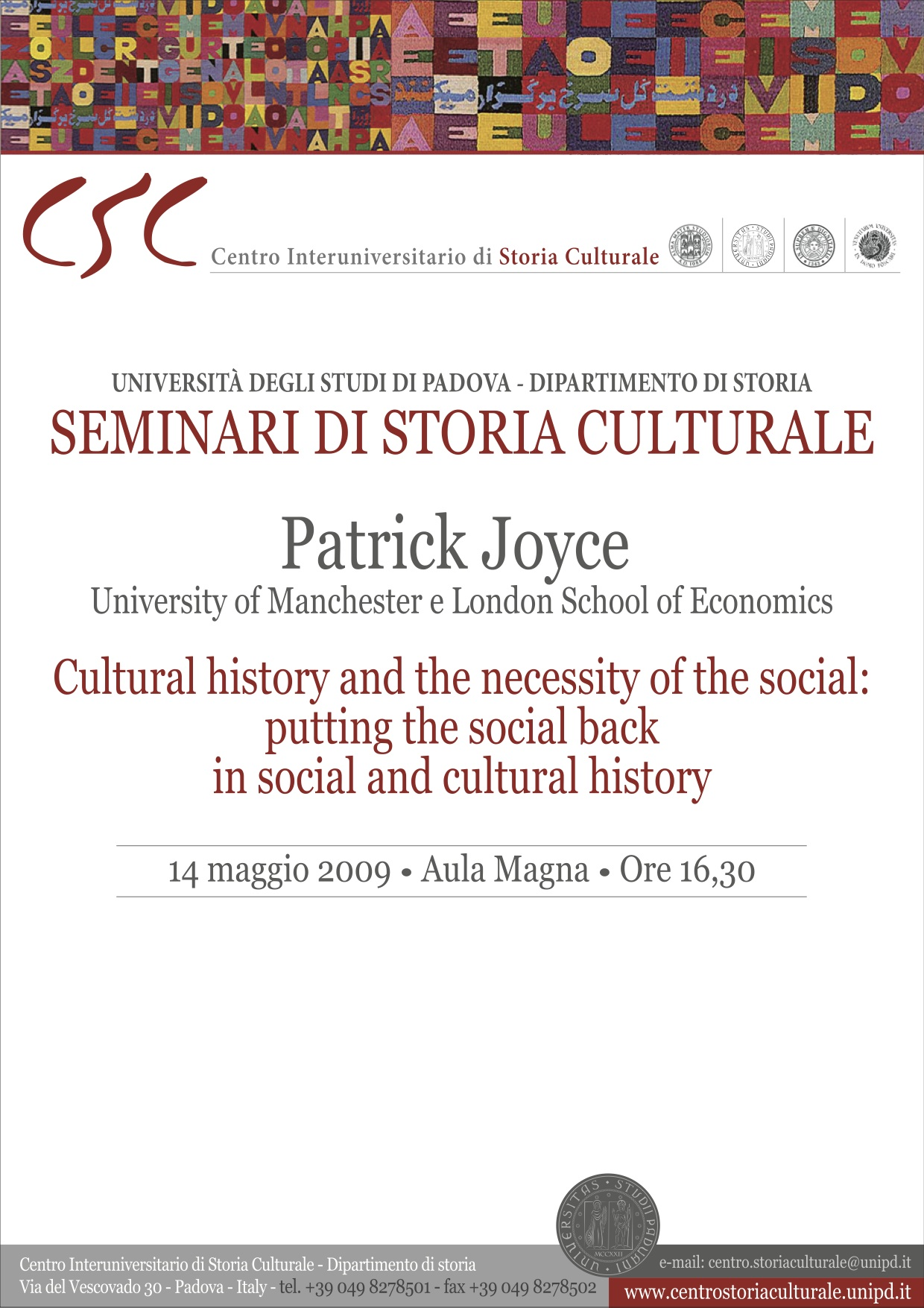 2009-05 (PD) Cultural History and the necessity of the social.jpg