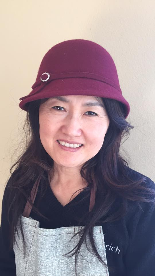 Sonah Matsumoto art teacher santa clarita