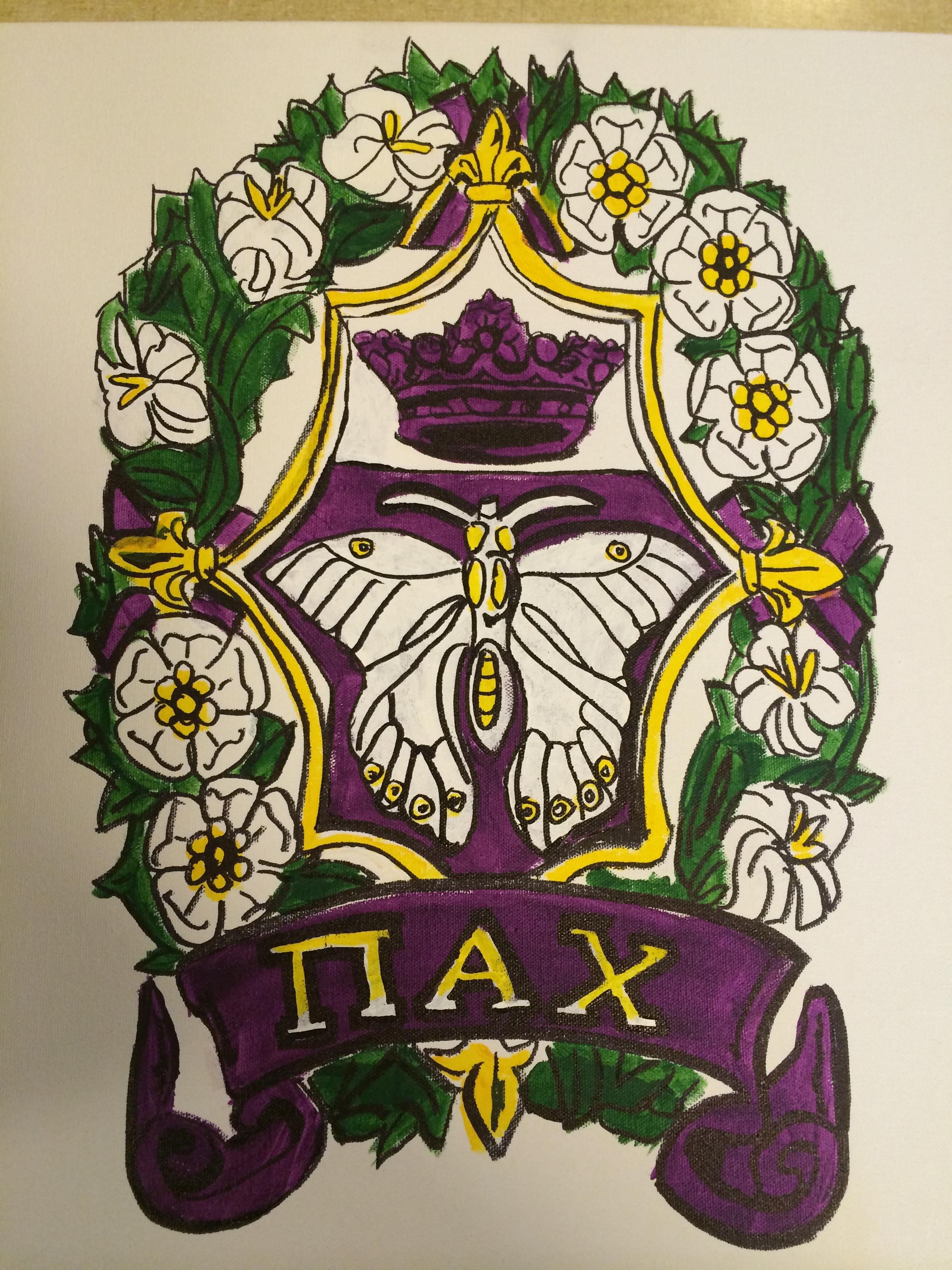 PAX crest