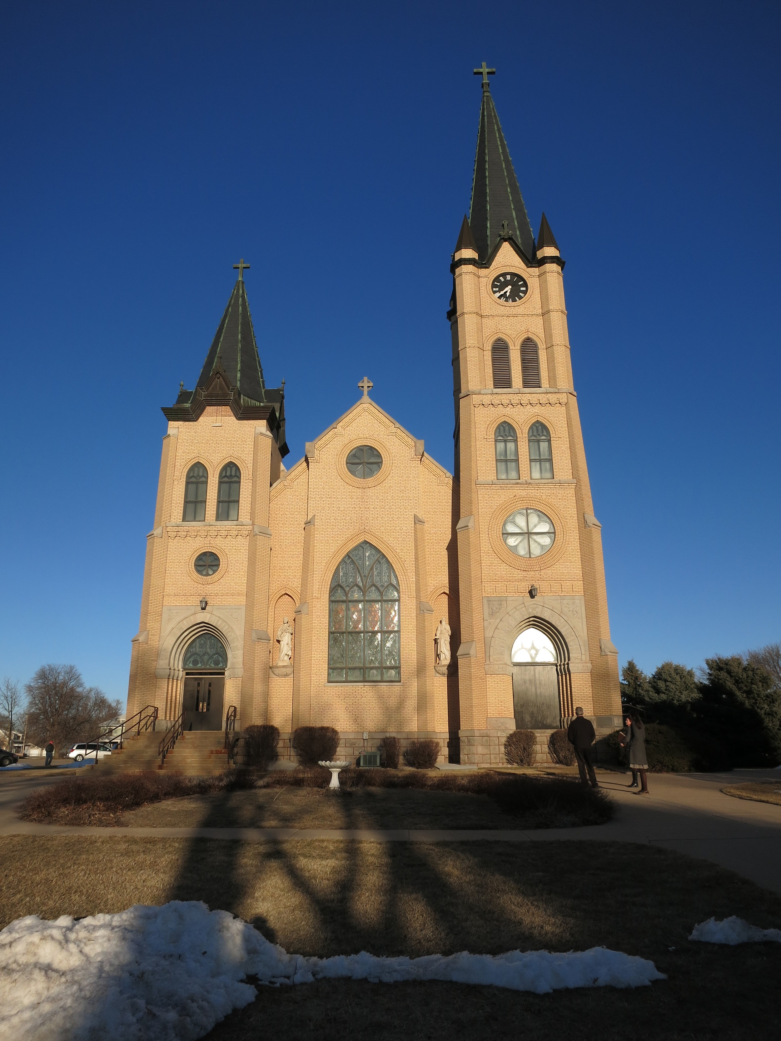 St. Mary Exterior