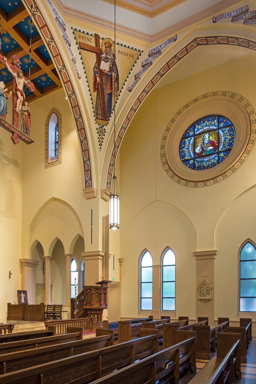 Saint Thomas Aquinas Catholic Church & Newman Center — Clark