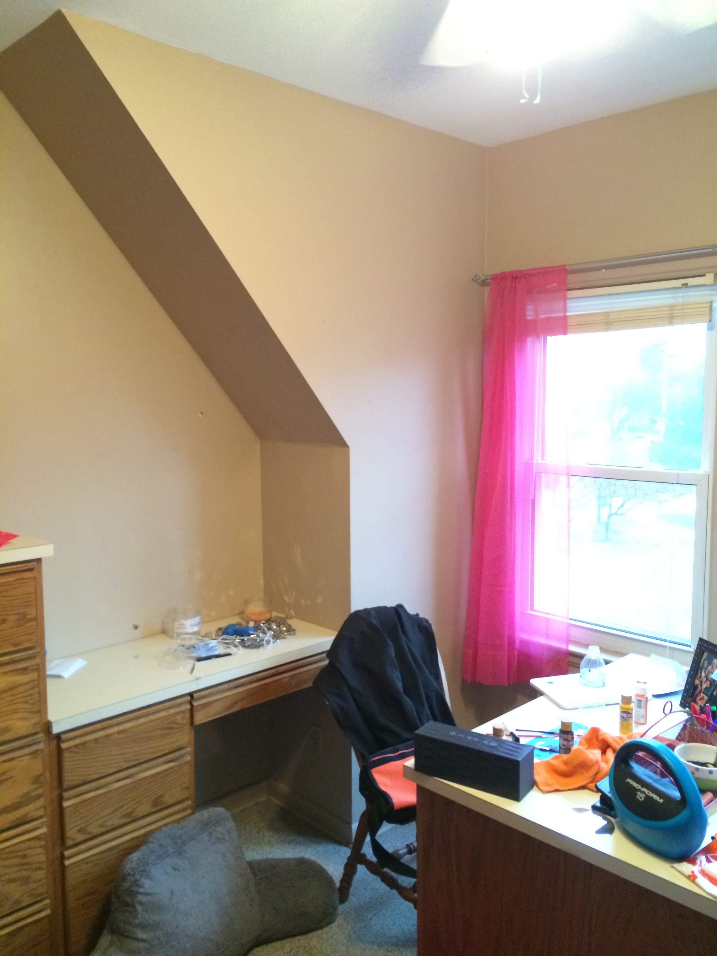 Typical room - BEFORE