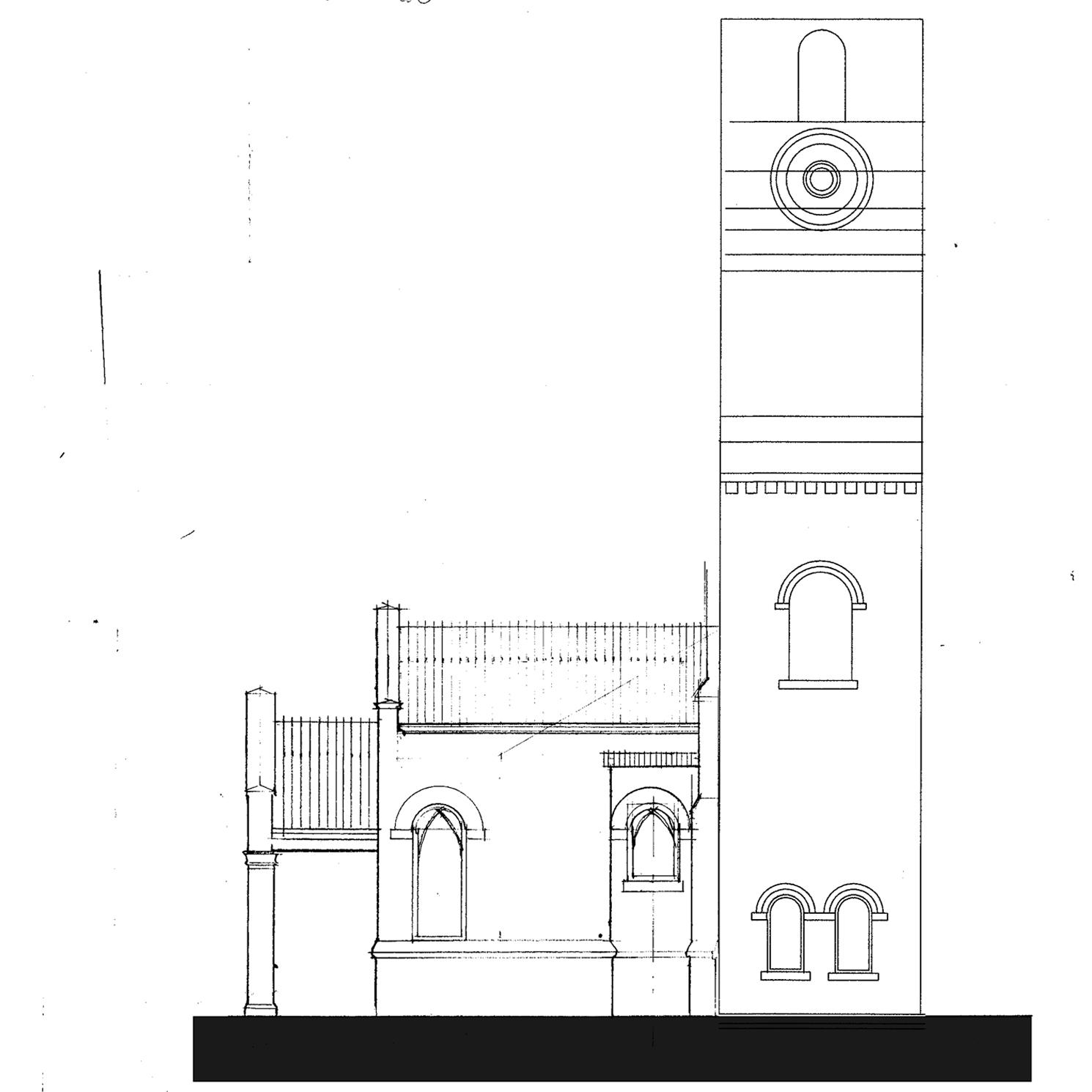 Side Entry Sketch
