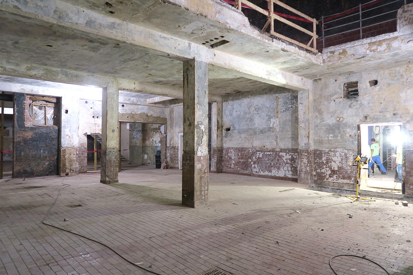 Existing : Future Cellar