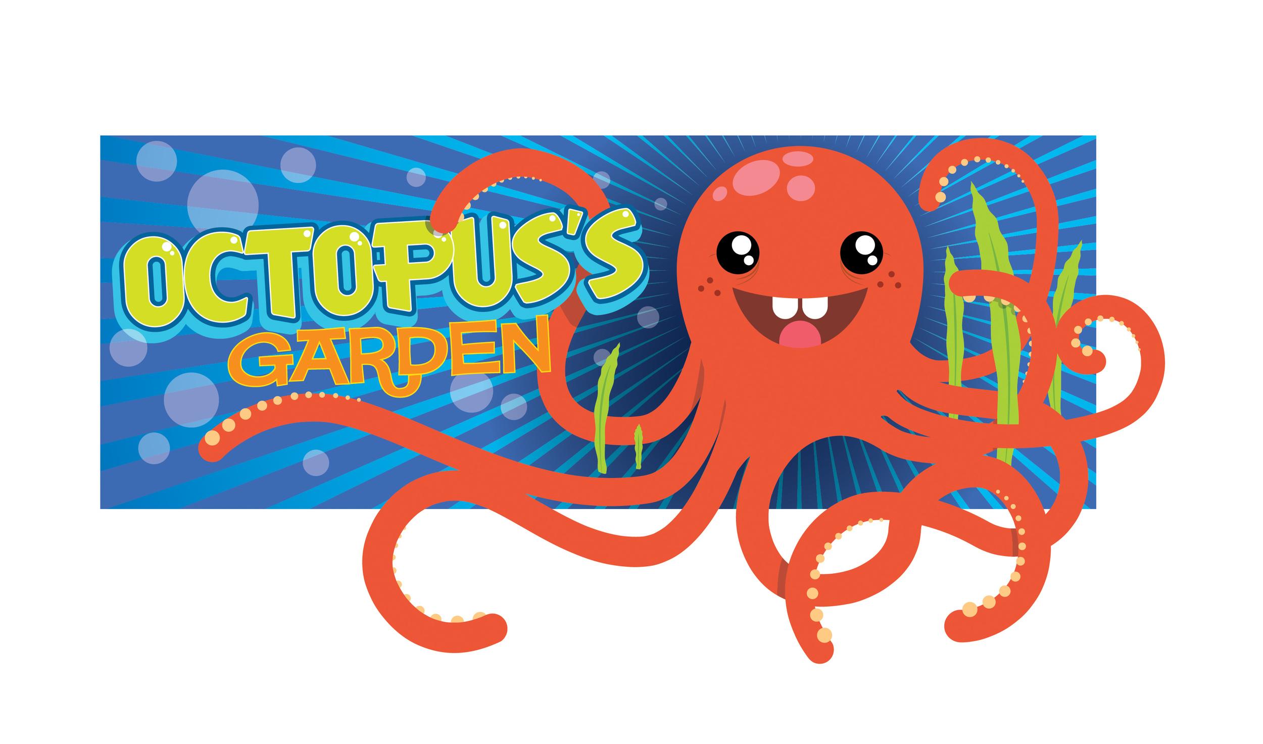 """""""Octopus's"""" Garden"""