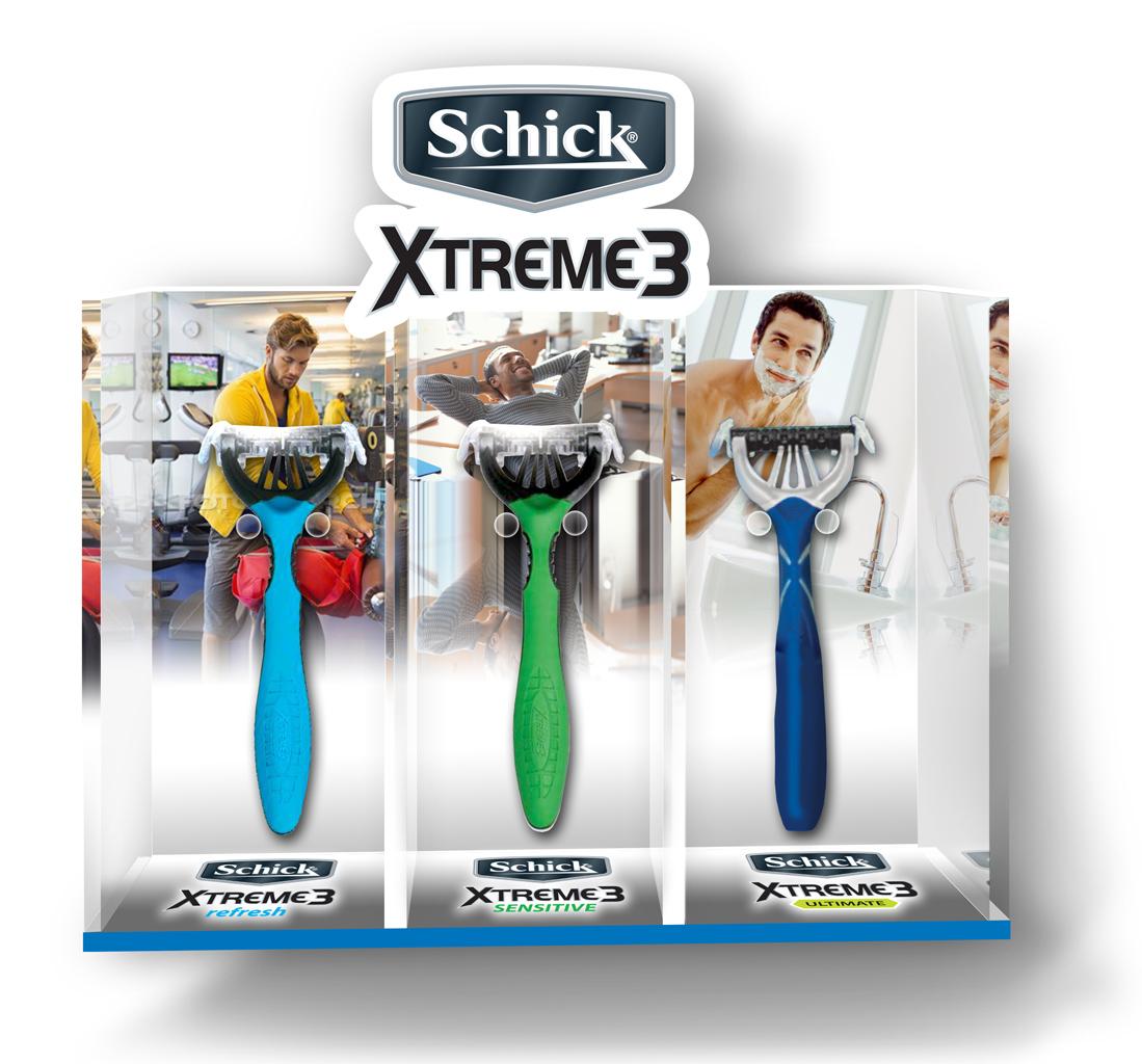 Xtreme3 Acrylic Display