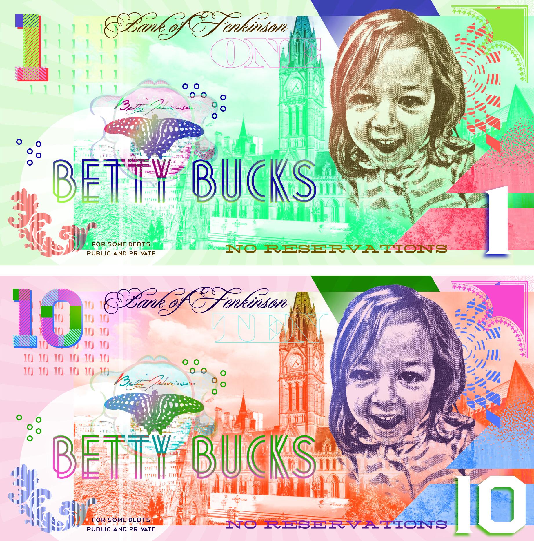 Betty Bucks