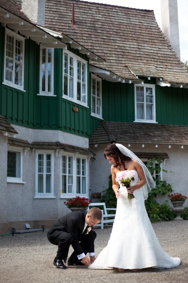 Kim and Ben's Wedding