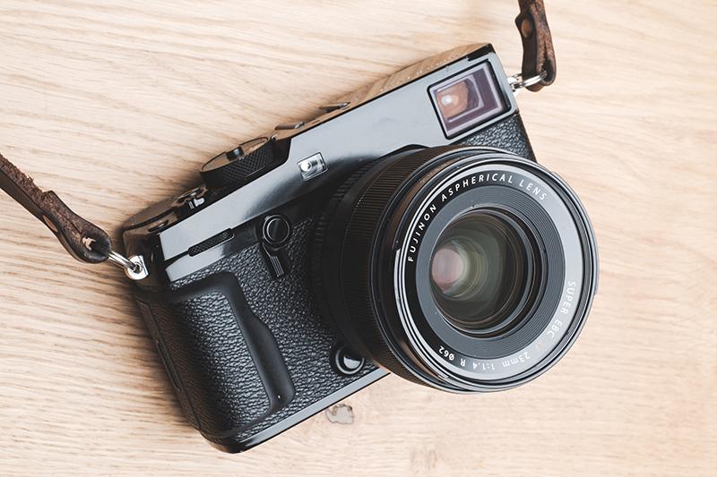 Fujifilm X-Pro2, Fujinon XF 23mm f/1.4 R