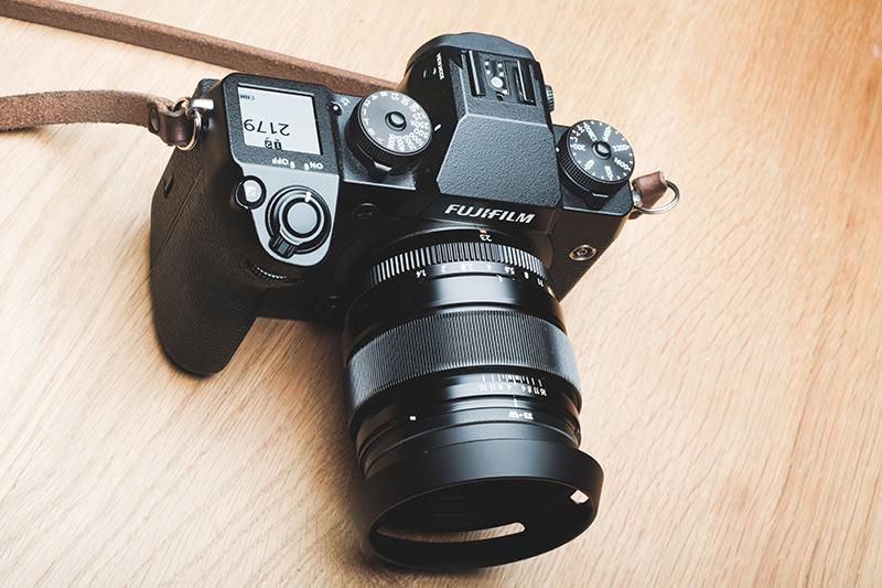 Fujifilm X-H1, Fujinon XF 23mm f/1.4 R