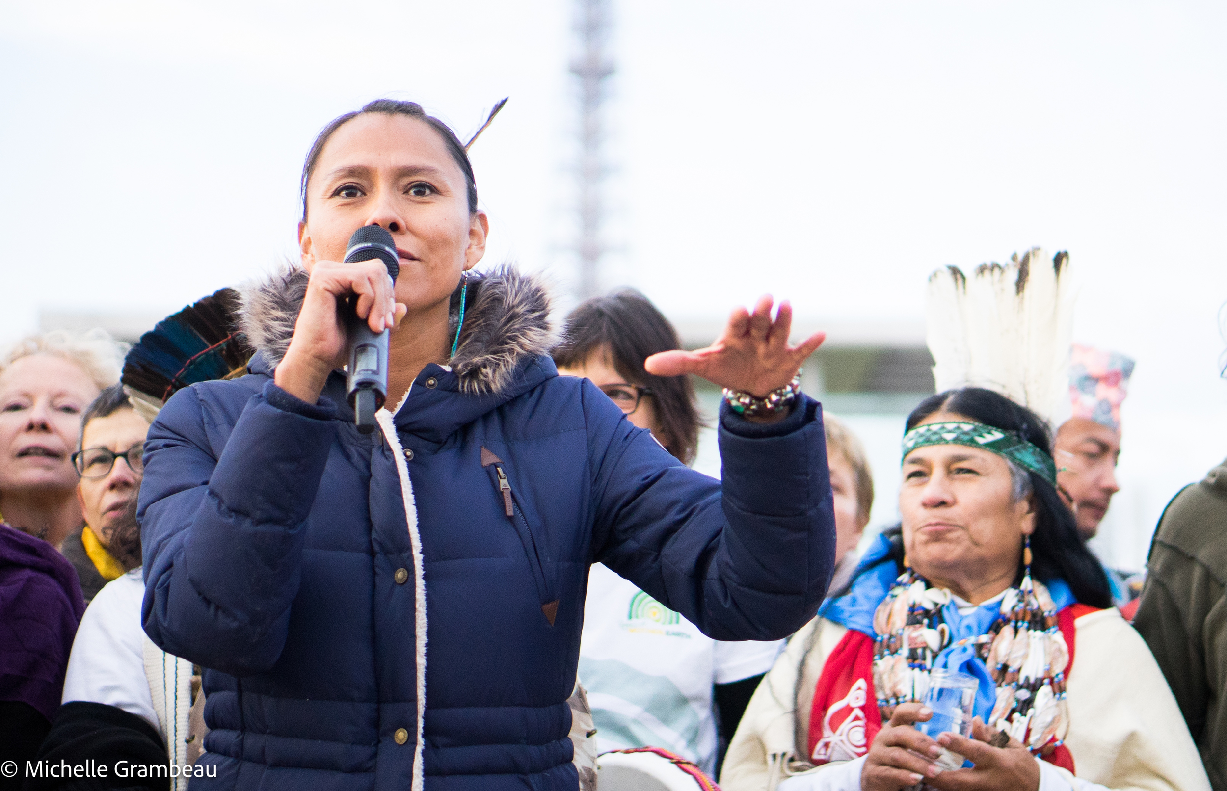 Wahleah Johns, Black Mesa Water Coalition, Navajo Solar Director, North America.