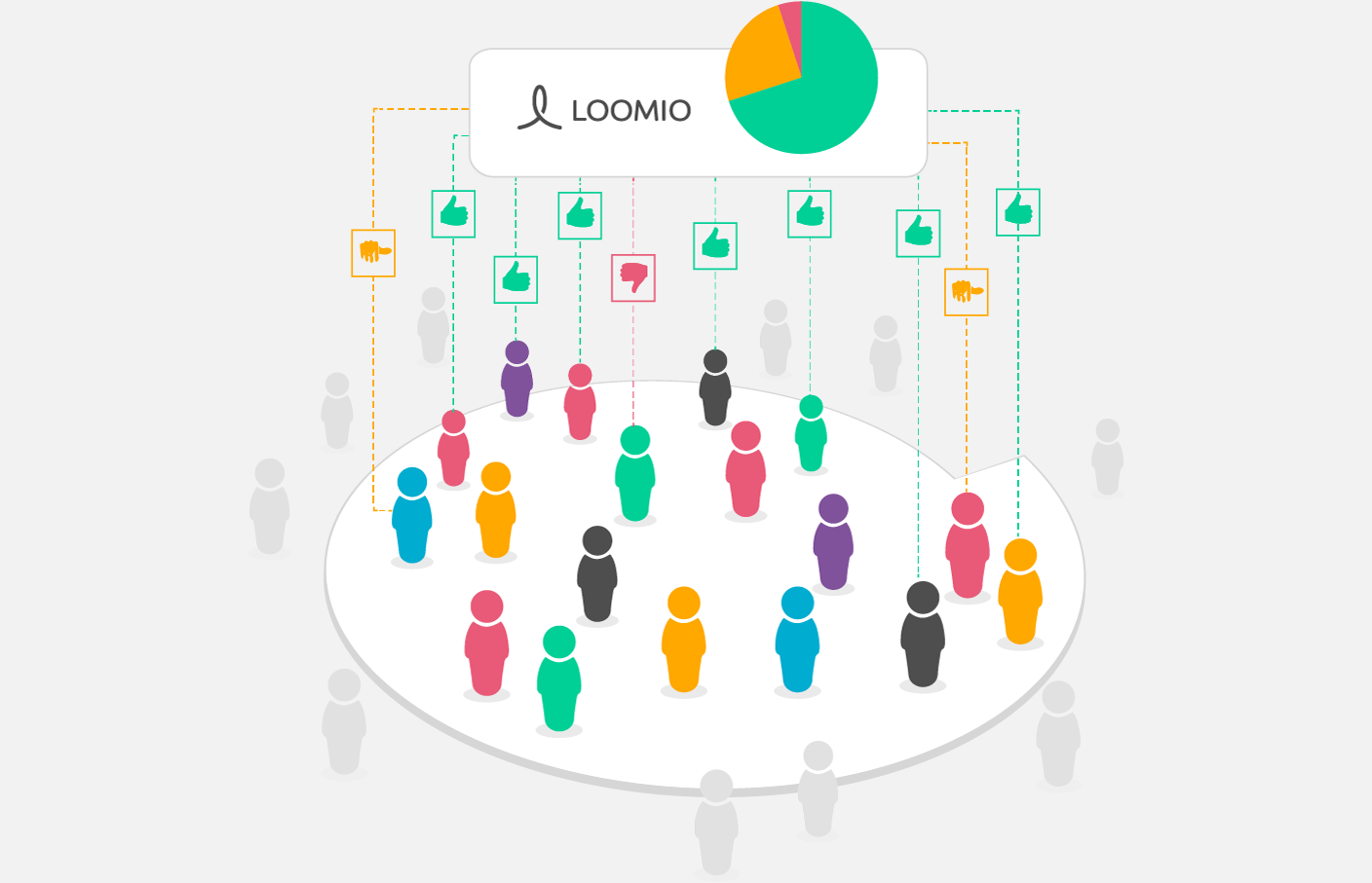 Loomio  is a tool for collaborative online decision-making.