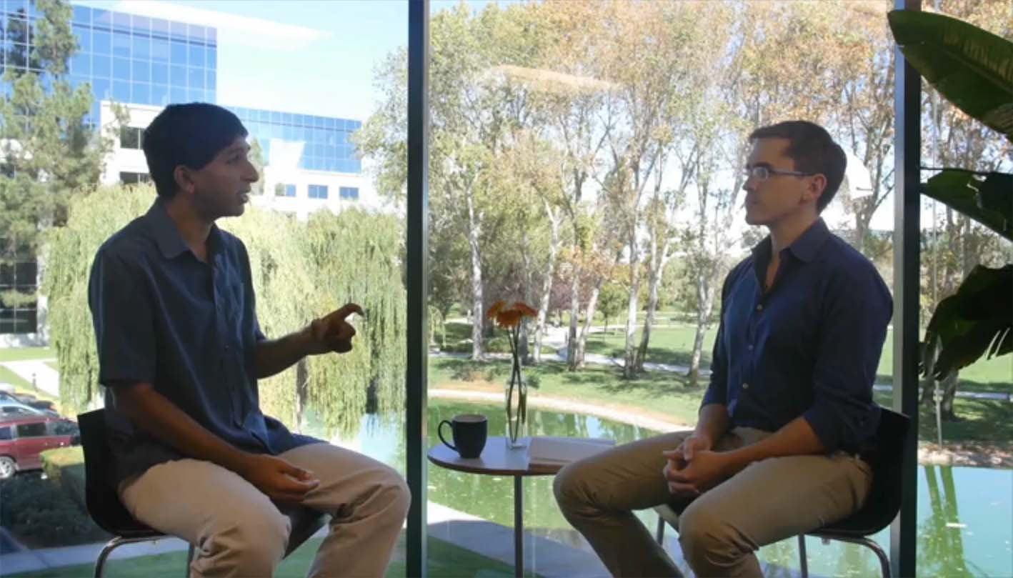 An interview with Randy Fernando, Executive Director of  Mindful Schools , and Matthew Monahan from Namaste Foundation.
