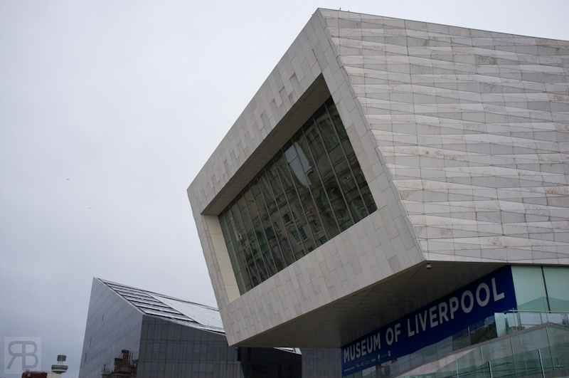 M useum of Liverpool.. really must call in to this place and the one in Manchester soon.