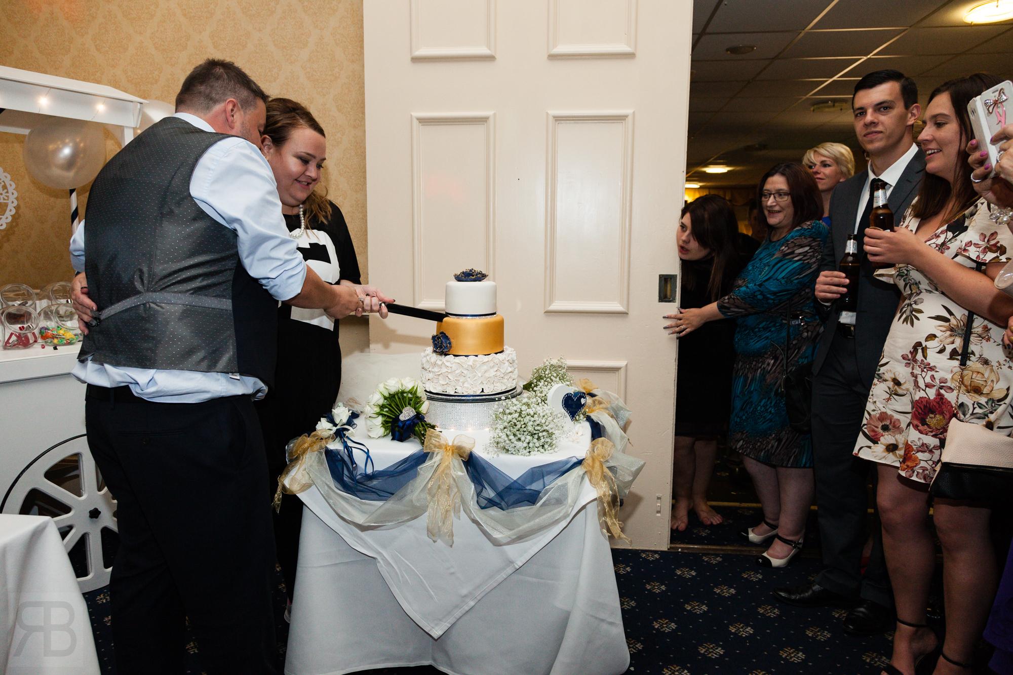 Mr & Mrs Woodland - July 2017 Wedding