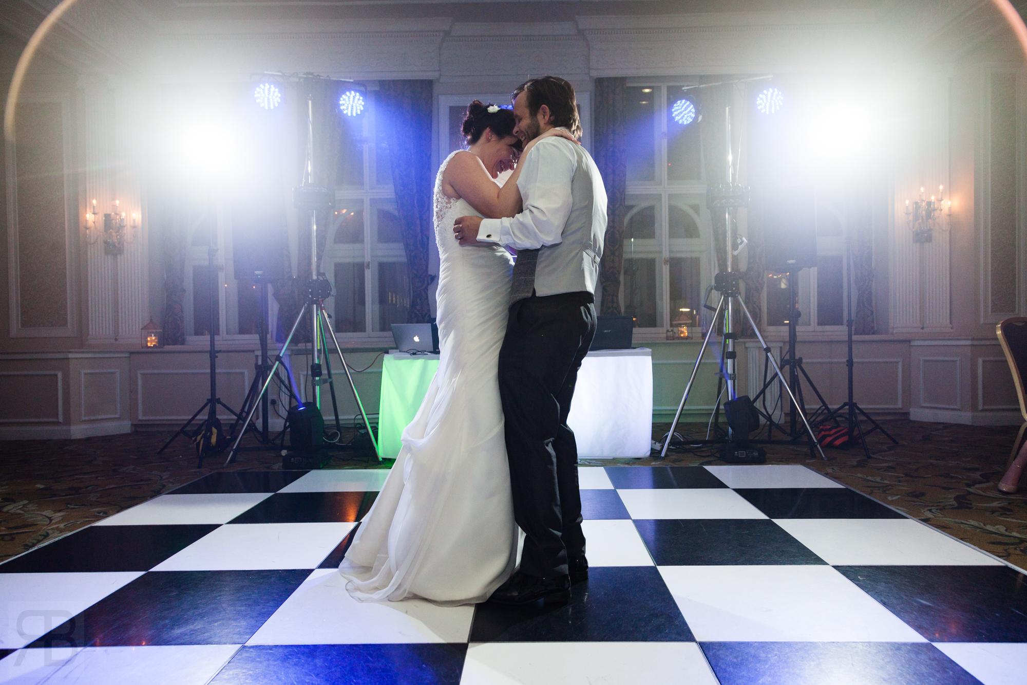 Mr & Mrs Charnock - Wedding Day 14th Oct 2017