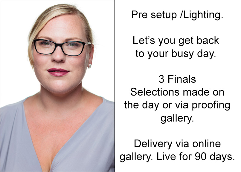 CEO/Manager £160 - On Location corporate ( CEO / Director ) head shot session. Perfect for busy people who want me to come to them. Sessions are pre lit/setup and are done fast so you can get on with your busy day.