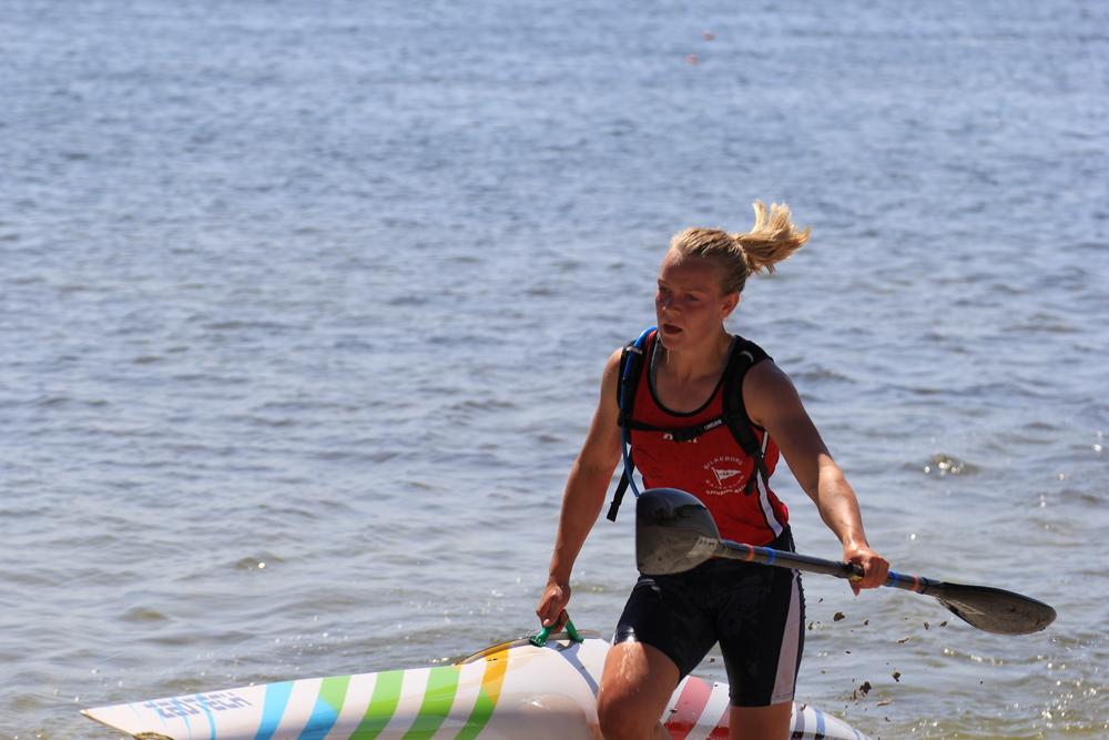 Cathrine Rask (U16)udtaget til U18 VM.