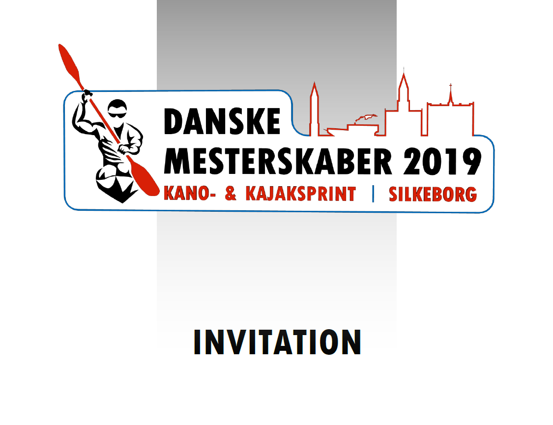 Invitationen er klar - Invitationen til årets danmarksmesterskab i kano- og kajakprint er klar. Find den herTilmeldingsblaketten kan hentes her