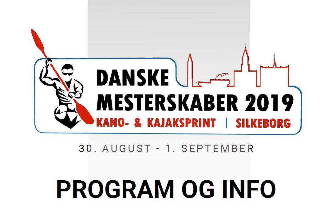 Program om info - Information kan findes her: LINKProgram kan findes her: LINKOnline resultater: LINK
