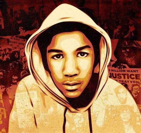 RIP, Trayvon