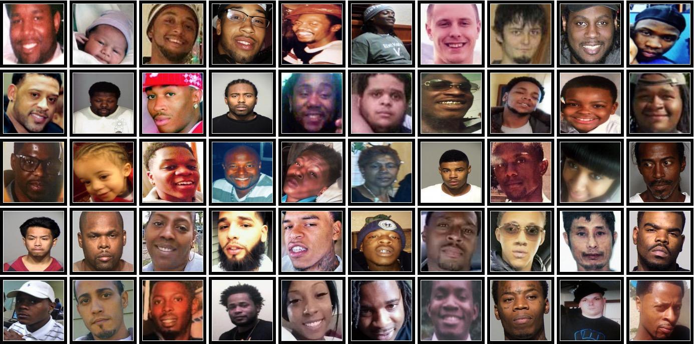 Milwaukee Homicides database