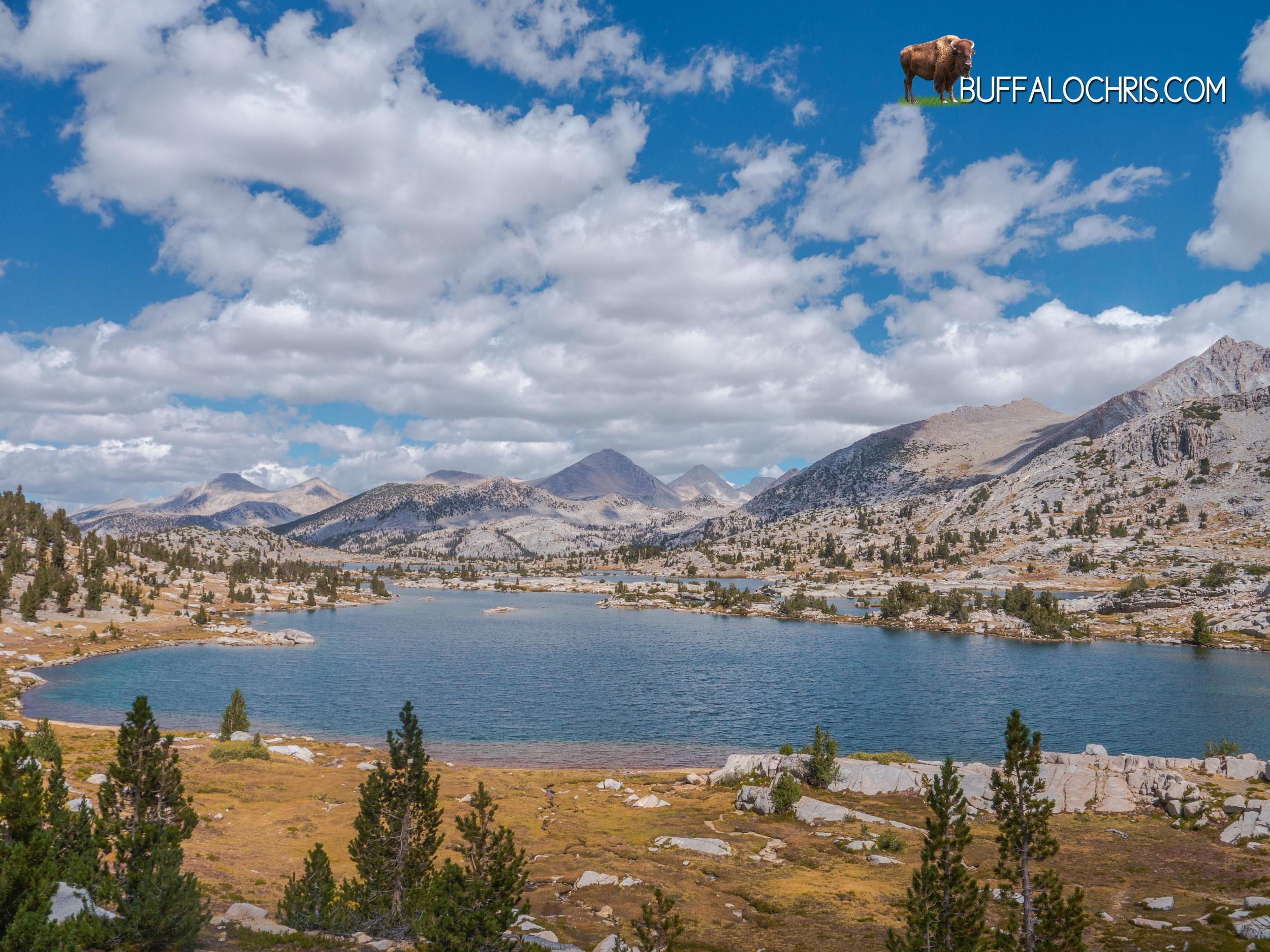 Marie Lake Basin