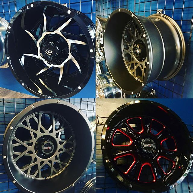 Come to Forza Customs for your off road wheels. Special pricing on all wheel and tire packages.  #visionwheels #offroad4x4 #offroadwheels #forzacustoms