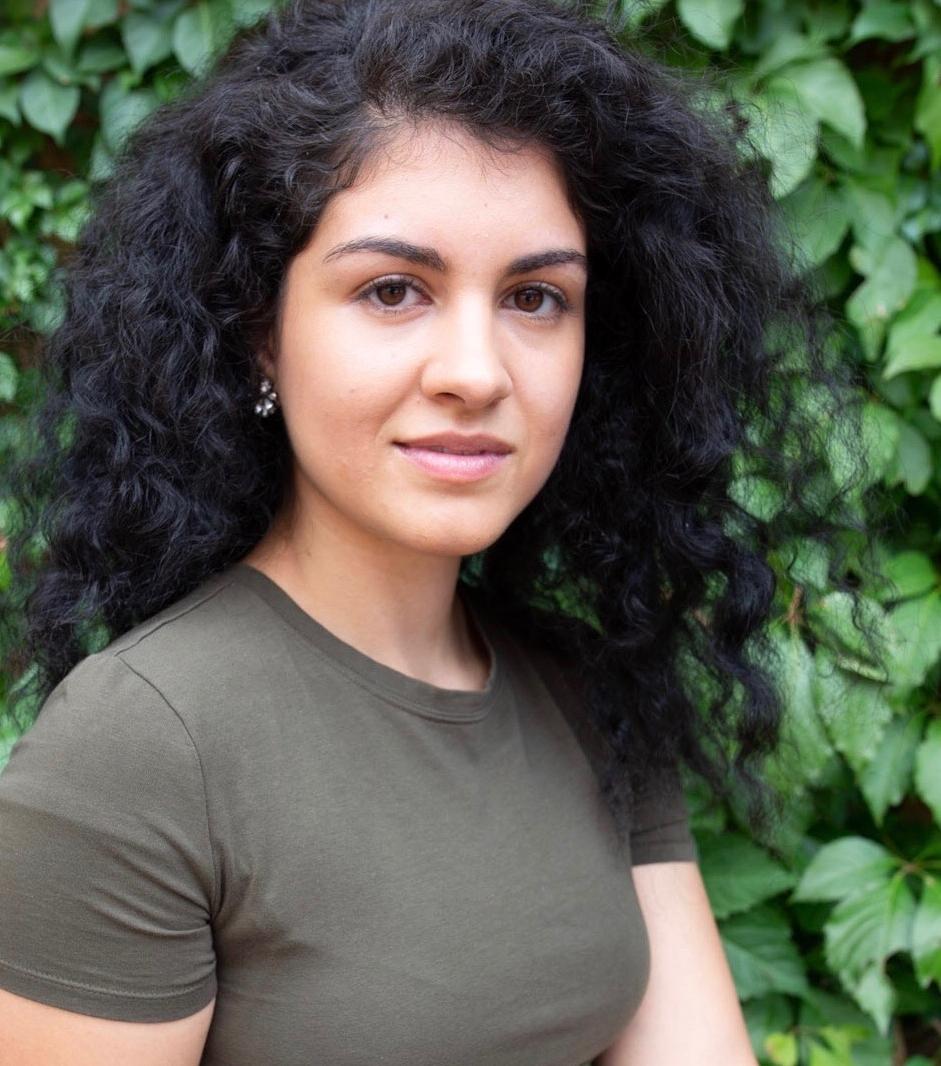 Aziza Gharib (she/her/hers)