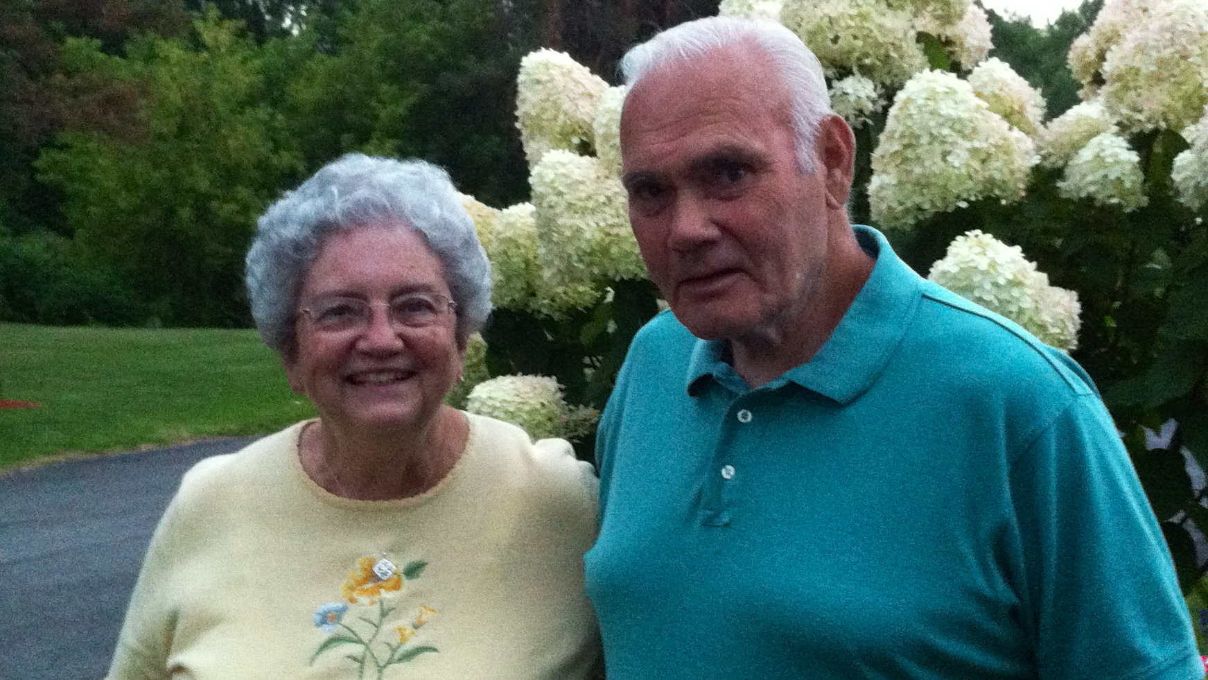 Ray & Eleanor Hurlbut