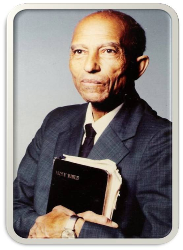 Rev. John H. Scott, my father & civil rights leader who led the fight for voting rights in northeast Louisiana; he was instrumental in both of the voting rights suits filed on the behalf of East Carroll parish. He was shot in 1962 after one court appearance.  Read story from Jet here: