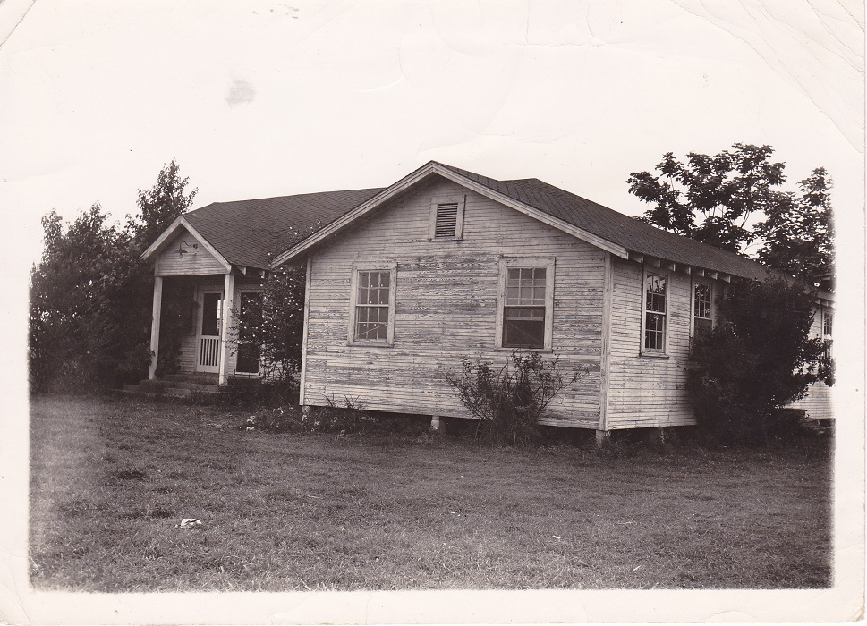 Baptist Association Building, Side View, 1960s
