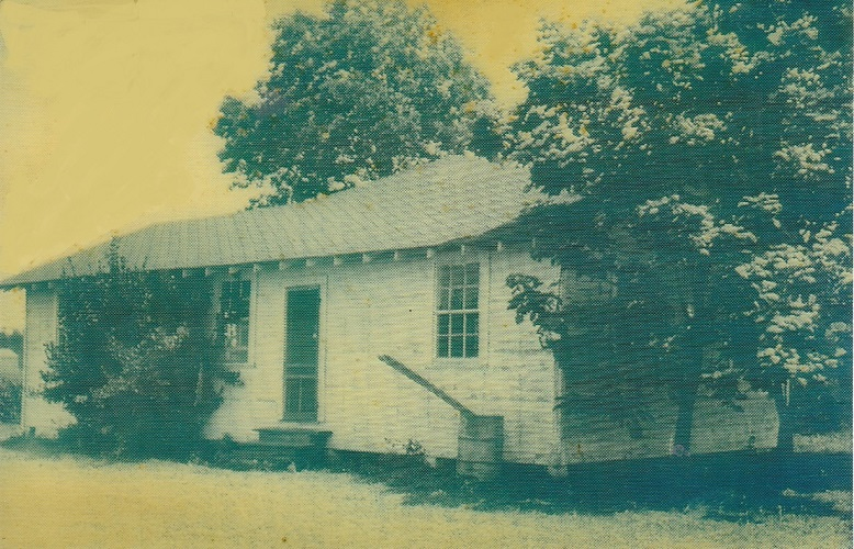 East Carroll Baptist Association Building (picture taken early 1960s)