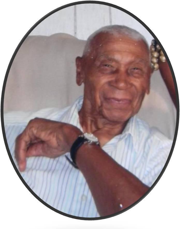 Adam Millikin, the oldest living member of