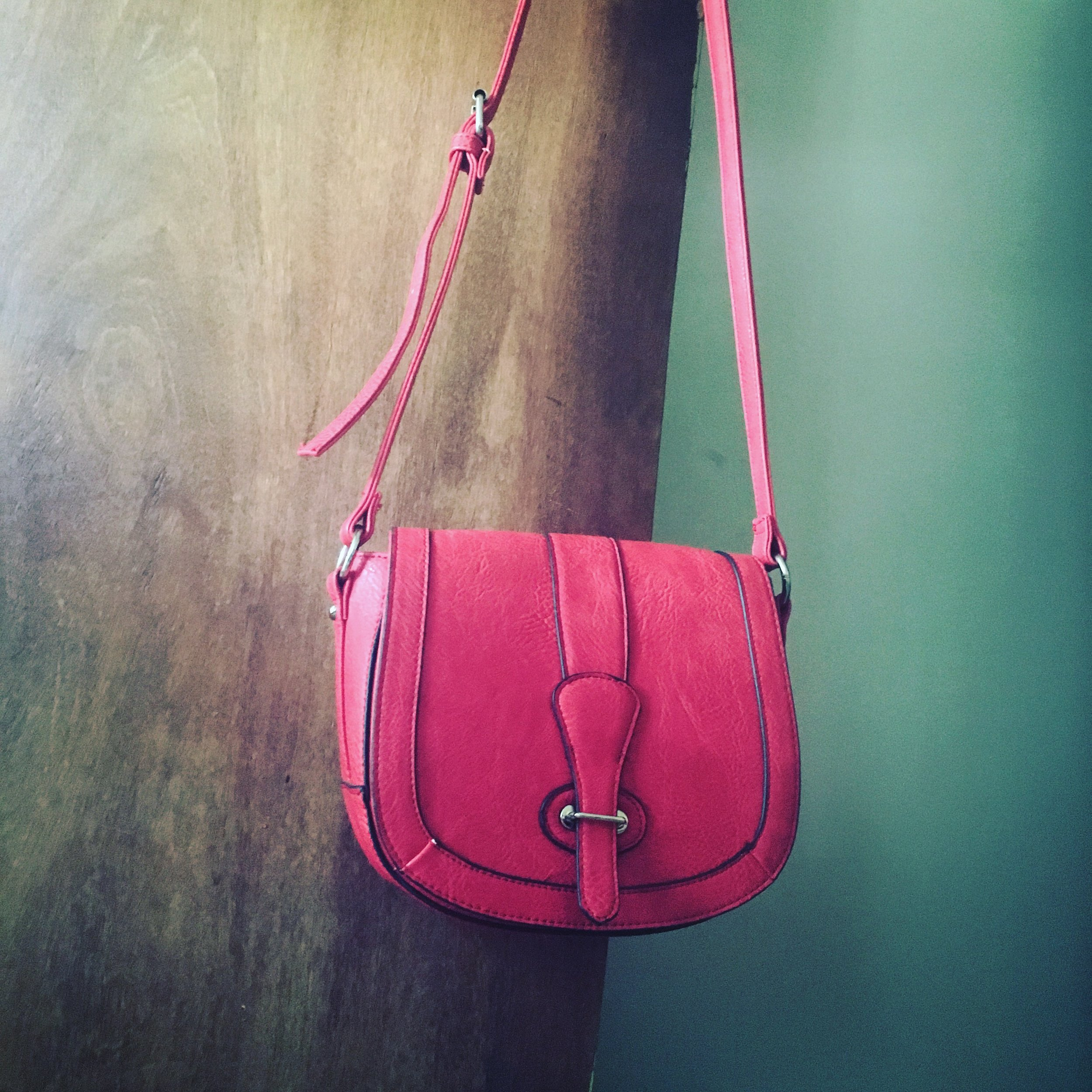 Statement Handbag  - Statement Color