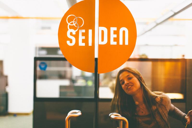 Trade LVIII | New York City | Seiden