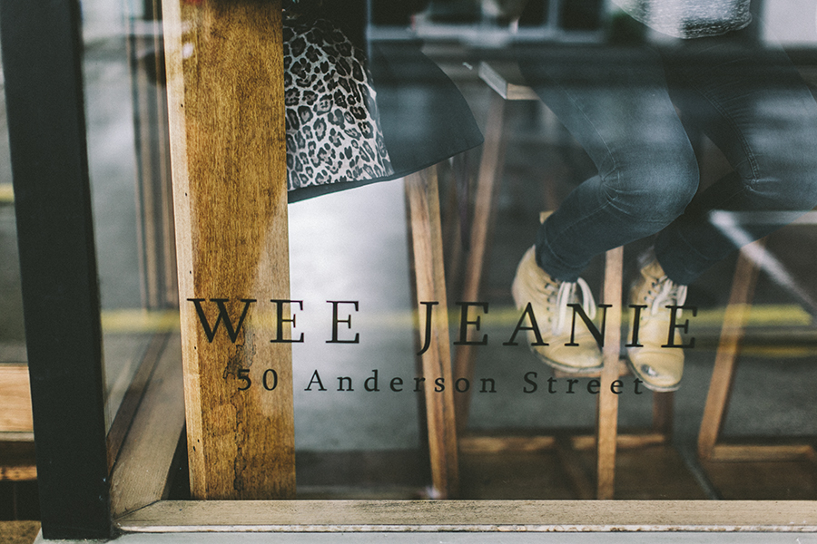 Trade VI |  Australia  | Wee Jeanie + Corner Store